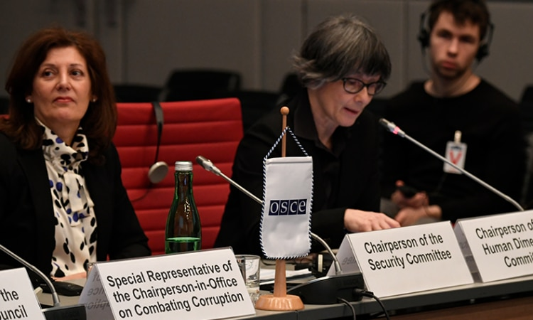 OSCE First and Third Committee Chairs