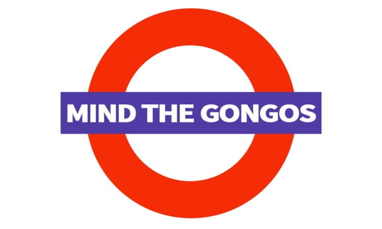 Mind the GONGOs.