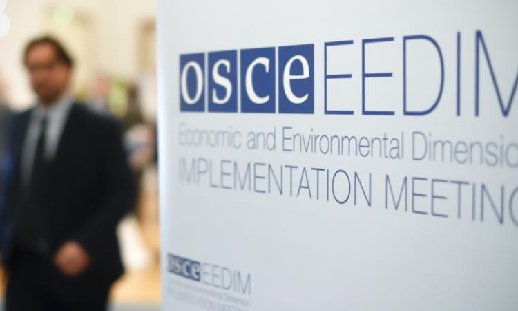 Совещание ОБСЕ по рассмотрению выполнения обязательств в области экономико-экологического измерения 2016 года (USOSCE)