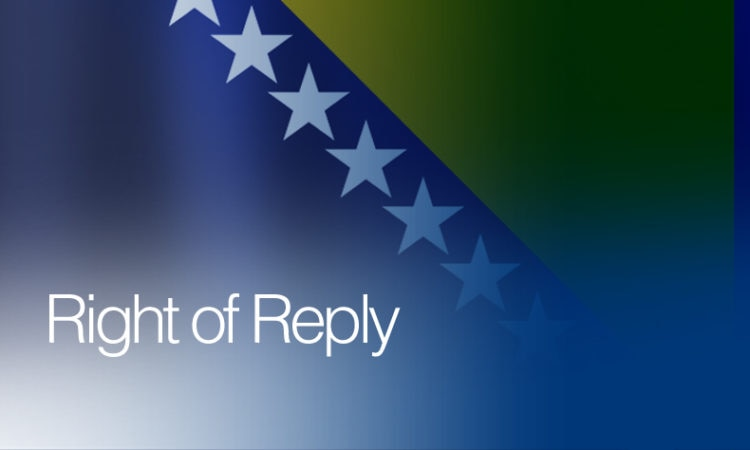 Right of Reply_BosniaHerzegovina