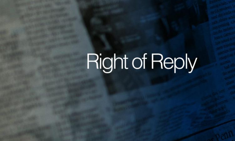 First Amendment ROR