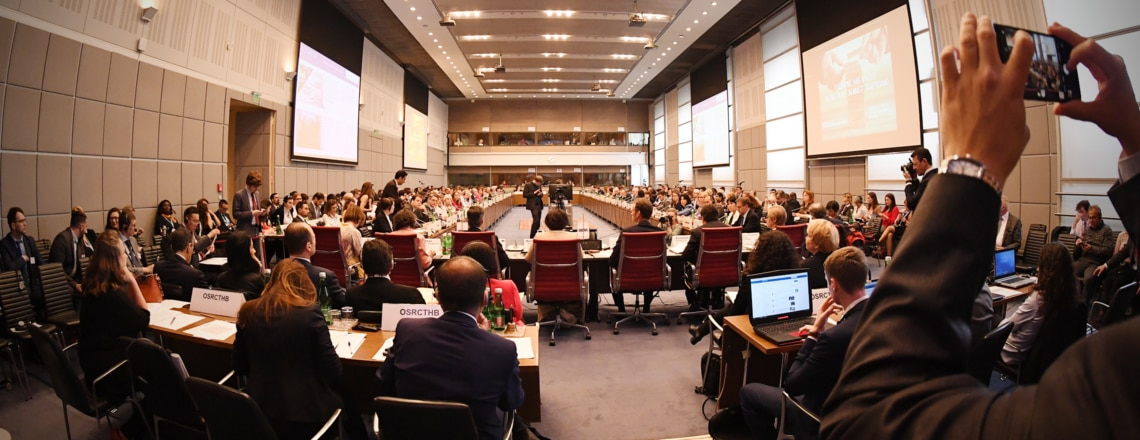 18th OSCE Alliance Against Trafficking in Persons Conference