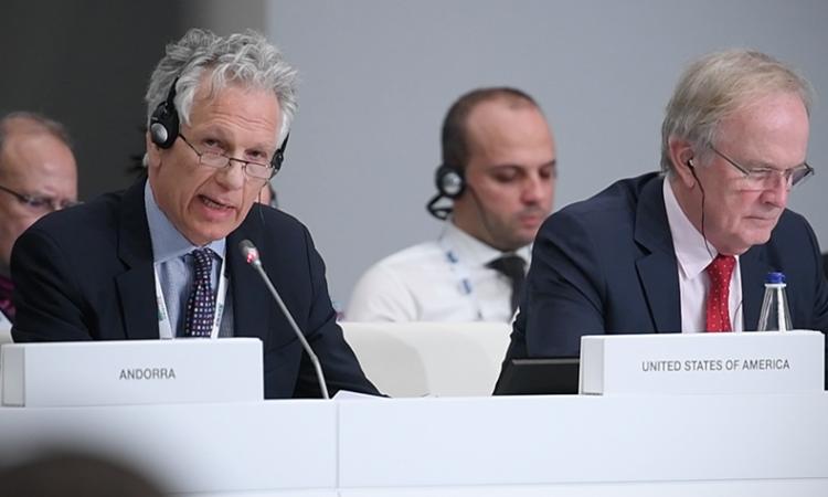 DAS Turner at the OSCE Closing Plenary