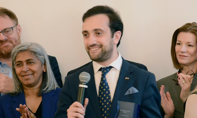 DDA_Award Presentation Speech