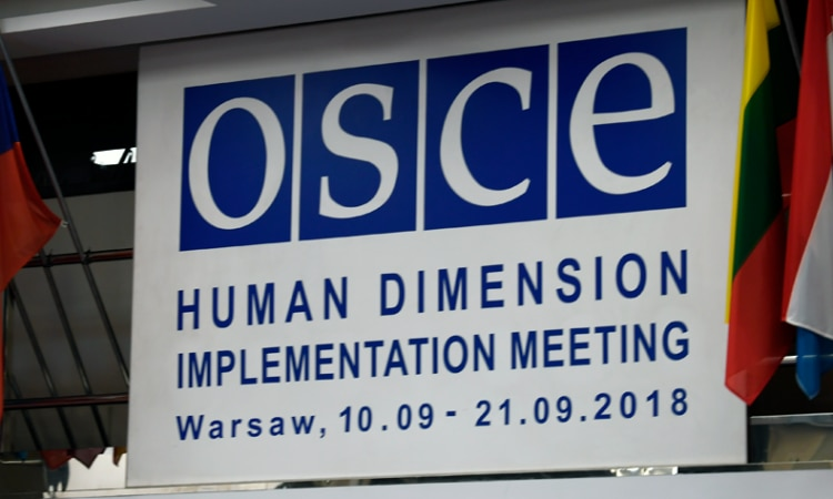 concluding meeting of the 24th osce eef usosce