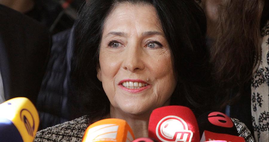 Georgian President
