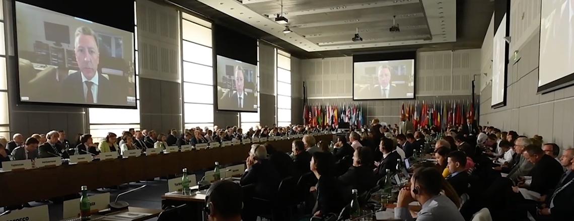 Ambassador Kurt Volker on the Ukraine Conflict