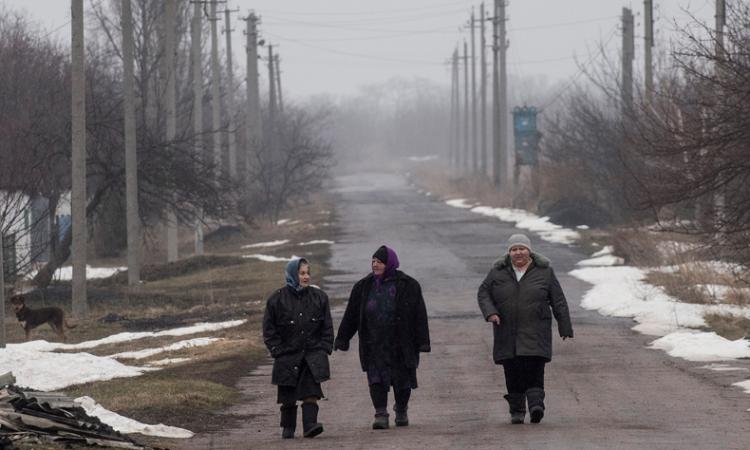 Travneve_Donetsk region